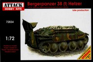 BergePanzer 38(t) 'Hetzer' - Late production #ATK72834