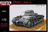 Pz.Kpfw.I Ausf.A - early production #ATK72864