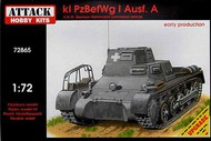 Kl Pz.BefWg Ausf.A - early production #ATK72865