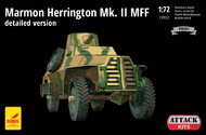 Marmon-Herrington Mk.II MFF (detailed) resin #ATK72902