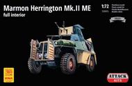 Marmon-Herrington Mk.II ME, with full interior #ATK72915