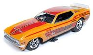 Autoworld Diecast  1/18 '71 La Hooker Mustang F/C 1:18 AUT1106