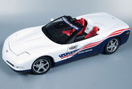 Autoworld Diecast  1/18 '04 Chevrolet Corvette Indy Pa- Net Pricing AUT204
