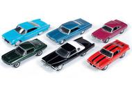 Autoworld Diecast  1/64 Autoworld Diecast 1:64 6diff- Net Pricing AUT64002B