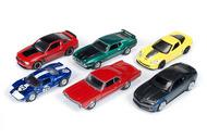 Autoworld Diecast  1/64 Autoworld Diecast 1:64 6diff- Net Pricing AUT64003A