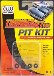Autoworld Racing   N/A Thunderjets 500 Pit Kit AUW103
