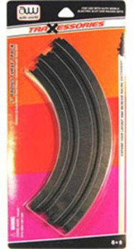 Autoworld Racing   N/A 9' Curved Track 1/4 Circle 2pk AUW173
