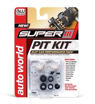 Autoworld Racing   N/A Super Iii Pit Kit AUW301