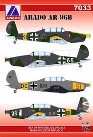 Arado Ar.96B #AVD7033