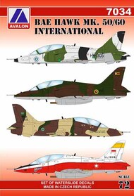 BAe Hawk Mk.50/60 'International' [T.1] #AVD7034