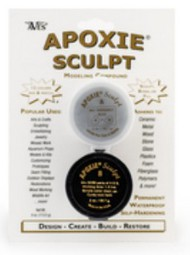 Aves Apoxie   N/A Apoxie Sculpt Natural 2-Part Self-Hardening (Net wt. 4oz.) AVX1308
