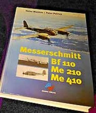 Aviatic Verlag   N/A Collection - Messerschmitt Bf.110, Me.210, Me.410 AVV5628