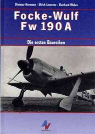 Aviatic Verlag   N/A Collection - Focke-Wulf Fw.190A die ersten Baureihen AVV5725