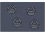 Aviattic  1/144 WW1 German 'Naval Hex' Printed Linen ATT14403