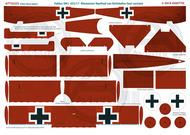 Fokker DR.I 425/17 Rittmeister Manfred von Richthofen (2nd version) #ATT32225
