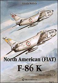 NA Fiat F-86K Italian Service AVR03