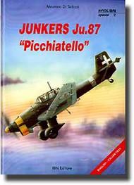 Aviolibri Monographs   N/A Junkers Ju.87 'Picchiatello' AVS02