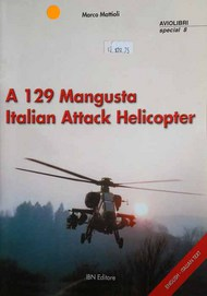 A-129 Mangusta Attack Helicopter #AVS08