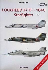 Lockheed F/TF-104G Starfighter #AVS10
