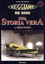 Aviolibri Monographs   N/A Reggiane Re.2006. A True Story DS01