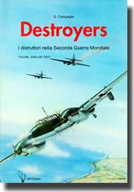 Aviolibri Monographs   N/A Destroyers of the Second World War IBN01