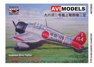 Mitsubishi A5M2b 'Claude' 'Navy Fighter' #AVI72003