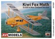 de Havilland DH-83 Kiwi Fox Moth #AVI72007