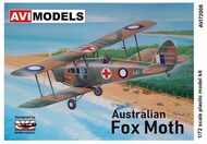 de Havilland DH-83 Australian Fox Moth #AVI72008