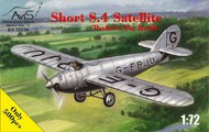Short S.4 Satellite 'Parkers Tin Kettle' #BX72034