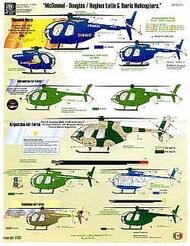 Hughes 500 Latin/Spanish helicopters #AZD4810