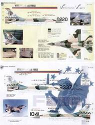 Venimous Vipers, Venezuelan Lockheed-Martin F-16s #AZD7223
