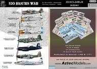 100 Hours Wars - El Salvador - Honduras #AZD7266