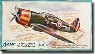 "Azur  1/32 H-75A-1/3 Hawk ""In French Service"" Hi-tech AZU0045"