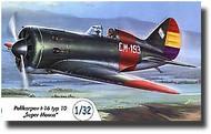 Azur  1/32 Polikarpov I-16 Type 10 Super Mosca AZU0046