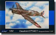"""Azur  1/32 Caudron C.714C.1 """"Group de Chasse 1/145"""" AZU0061"""