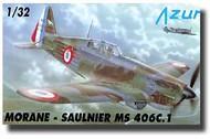 Azur  1/32 Morane Saulnier MS 406C.1 AZU3201