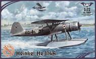 Heinkel He.114A-2 float plane early or late version #BAT72008