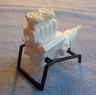 BNL RESINS  1/24-1/25 Chevy 327 Blown Engine Kit BNL107