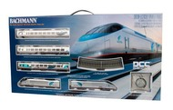 Bachmann  HO Spectrum Amtrak Acela Train Set DCC Equipped BAC1205