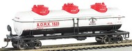Bachmann  HO 40' 3-Dome Tank Car Allegheny Refining- Net Pricing BAC17103