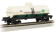 Bachmann  HO 40' Single Dome Tank Car Quaker State BAC17837