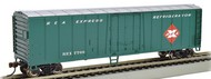 Bachmann  N ACF 50' Steel Reefer Railway Express BAC17957