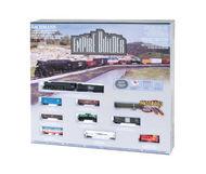 Bachmann  N N Empire Builder Train Set- Net Pricing BAC24009