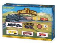 Bachmann  N N Yard Boss Train Set- Net Pricing BAC24014