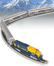 Bachmann  N N McKinley Explorer Train Set- Net Pricing BAC24023