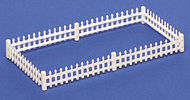Bachmann  HO Picket Fence (24pcs/Cd) BAC42100