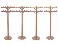 Bachmann  HO Telephone Poles (12pcs/Cd) BAC42102
