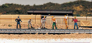Bachmann  HO Train Work Crew BAC42341