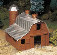 Bachmann  O Dairy Barn Kit BAC45602