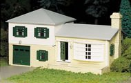 Bachmann  O Split Level House Kit BAC45607